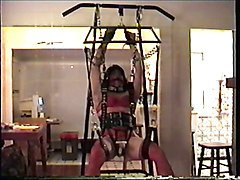 Little Miss Christi Bondage Chari II