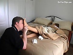 kandi_sleepy foot worship