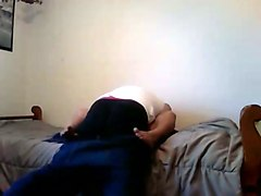 kinky sweet latina girl called jessi was pile driven by my bald headed friend